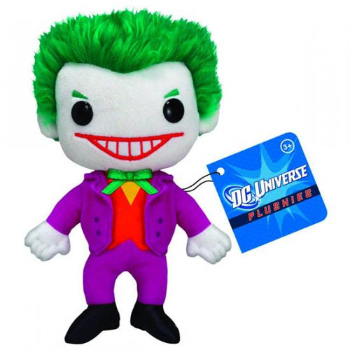 DC Universe Funko 5 Inch Plushies The Joker Plush