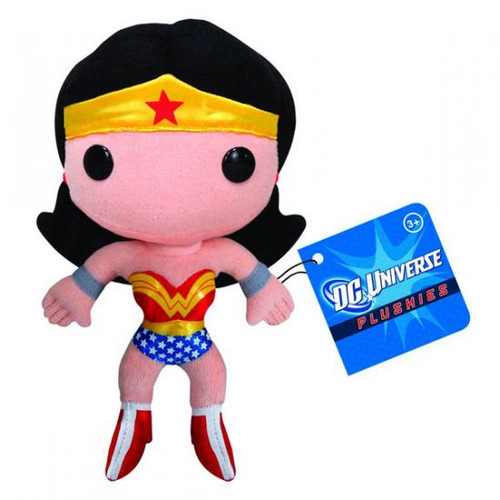 DC Universe Funko 5 Inch Plushies Wonder Woman Plush