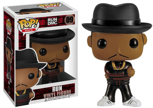 Run DMC Funko POP! Rocks Run Vinyl Figure #09