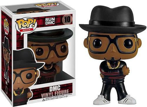 Run DMC Funko POP! Rocks DMC Vinyl Figure #10