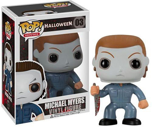 Halloween Funko POP! Movies Michael Myers Vinyl Figure #03