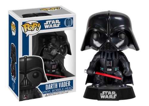 Funko POP! Star Wars Darth Vader Vinyl Bobble Head #01 [Regular Version]