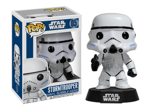 Funko POP! Star Wars Stormtrooper Vinyl Bobble Head #05