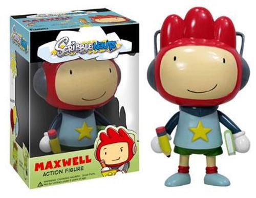 Funko Scribblenauts Wacky Wobbler Maxwell Bobble Head