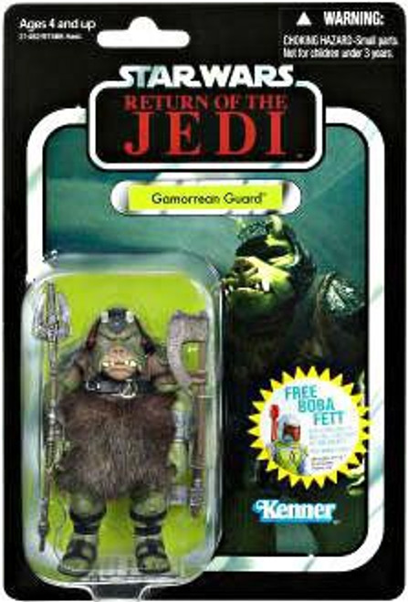 Star Wars Return of the Jedi Vintage Collection 2010 Gamorrean Guard Action Figure #21
