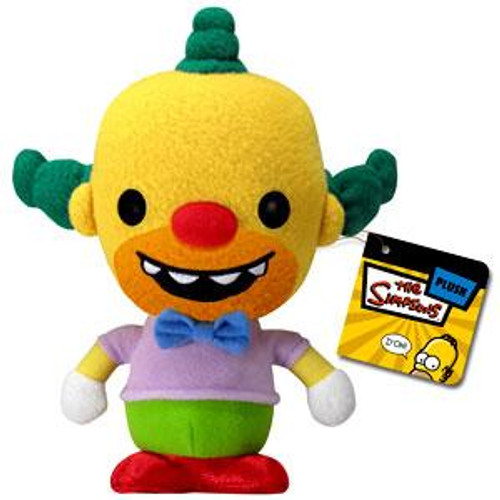 The Simpsons Funko 5 Inch Plushies Krusty the Clown Plush
