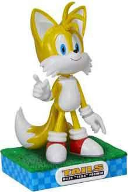 Funko Sonic The Hedgehog Wacky Wobbler Tails Bobble Head