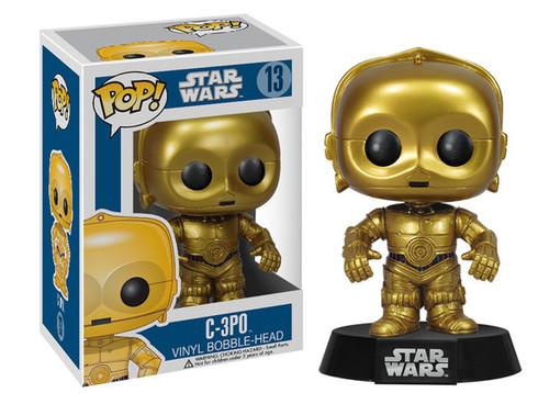 Funko POP! Star Wars C-3PO Vinyl Bobble Head #13