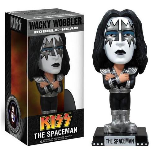 Funko KISS Wacky Wobbler The Spaceman Bobble Head