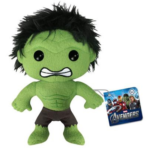 Marvel Avengers Funko 5 Inch Plushies The Hulk Plush [Avengers]