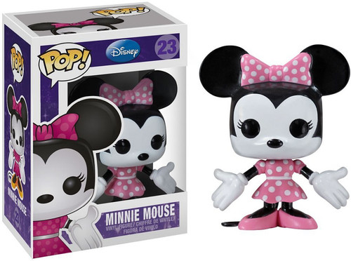 Funko POP! Disney Minnie Mouse Vinyl Figure #23