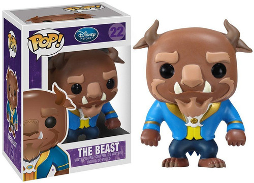 Beauty and the Beast Funko POP! Disney Beast Vinyl Figure #22