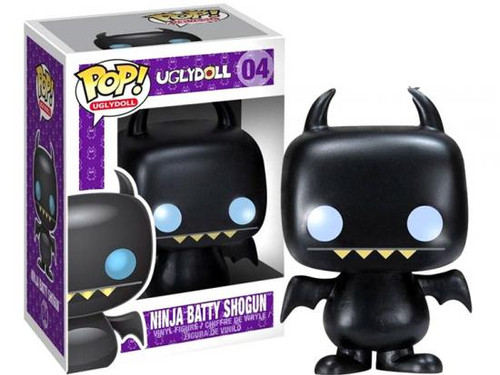 Funko POP! Uglydoll Ninja Batty Shogun Vinyl Figure #4