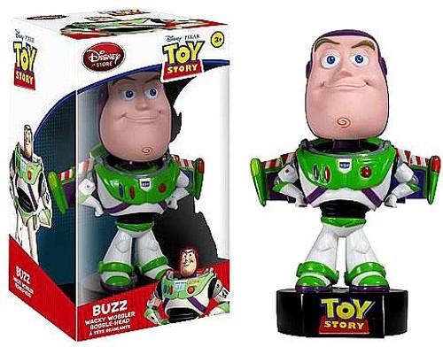 Funko Toy Story Wacky Wobbler Talking Buzz Lightyear Exclusive Bobble Head