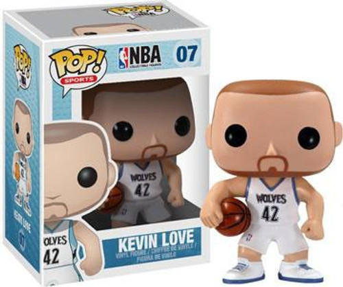 NBA Funko POP! Sports Kevin Love Vinyl Figure #07
