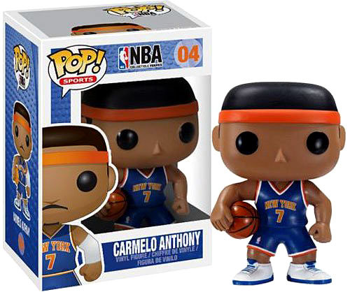 NBA Funko POP! Sports Carmelo Anthony Vinyl Figure #4