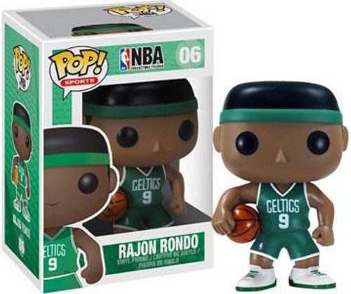 NBA Funko POP! Sports Rajon Rondo Vinyl Figure #6
