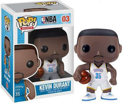NBA Funko POP! Sports Kevin Durant Vinyl Figure #3