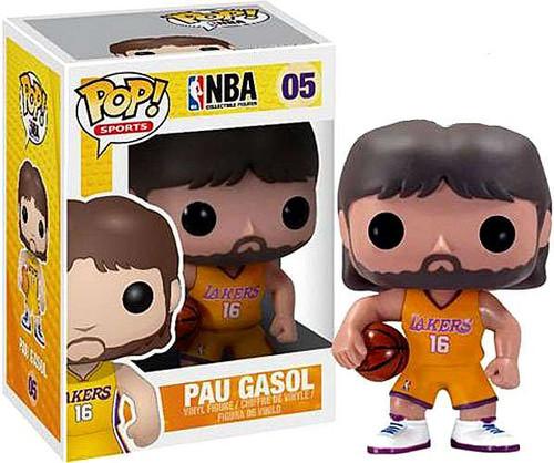 NBA Funko POP! Sports Pau Gasol Vinyl Figure #05