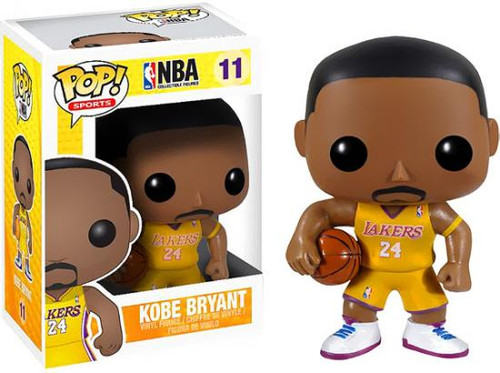 NBA Funko POP! Sports Kobe Bryant Vinyl Figure #11