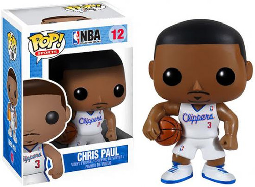 NBA Funko POP! Sports Chris Paul Vinyl Figure #12