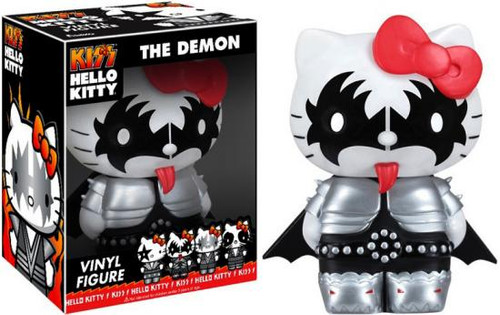 Funko Hello Kitty KISS POP! The Demon Vinyl Figure