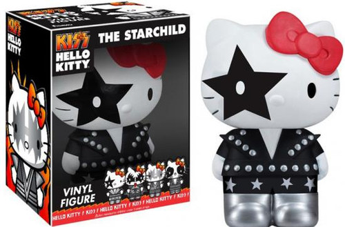 Funko Hello Kitty KISS POP! The Starchild Vinyl Figure