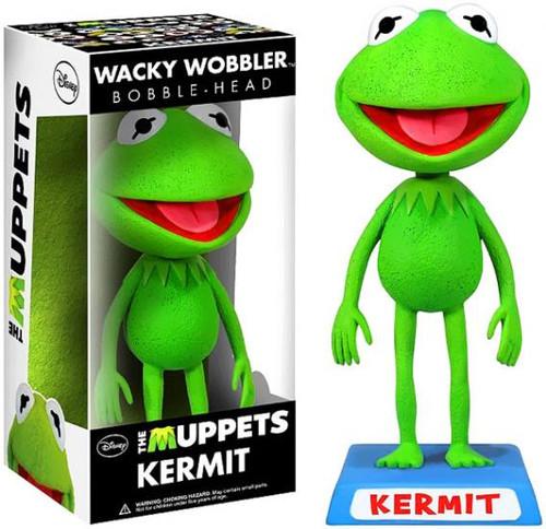Funko The Muppets Wacky Wobbler Kermit Bobble Head