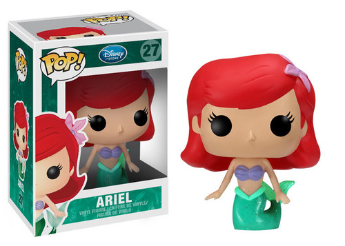 The Little Mermaid Funko POP! Disney Ariel Vinyl Figure #27