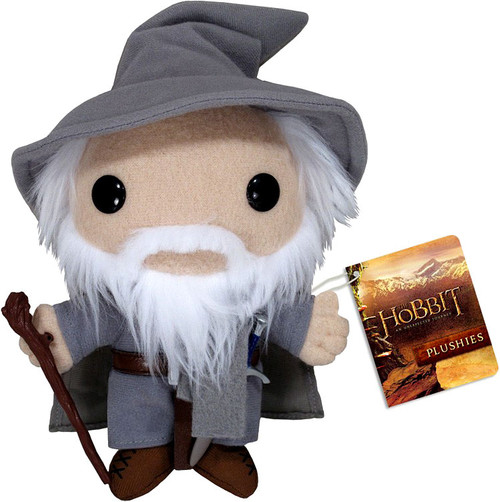 The Hobbit An Unexpected Journey Funko 5 Inch Plushies Gandalf Plush