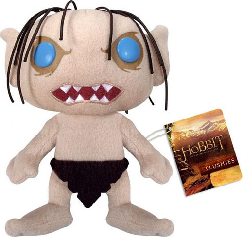 The Hobbit An Unexpected Journey Funko 5 Inch Plushies Gollum Plush