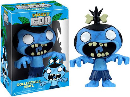 Pocket God Funko POP! Games Zombie Pygmy Vinyl Figure