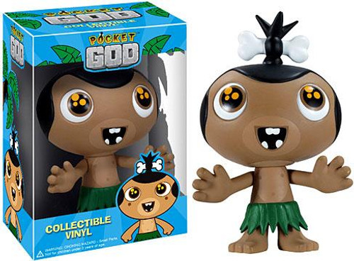 Pocket God Funko POP! Games Cute Double Rainbow Pygmy Vinyl Figure