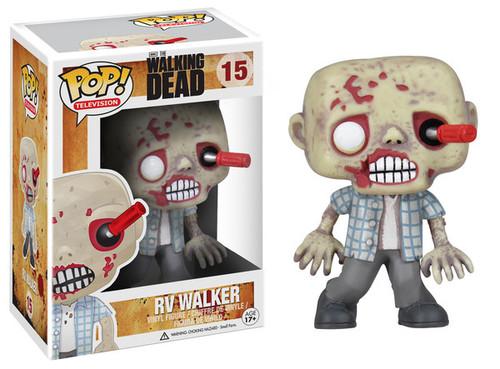 Walking Dead Funko POP! Television RV Walker Vinyl Figure #15