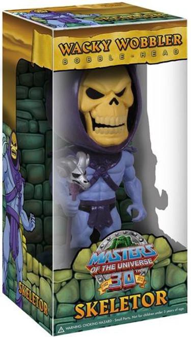 Funko Masters of the Universe Wacky Wobbler Skeletor Bobble Head