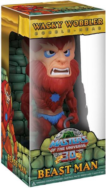 Funko Masters of the Universe Wacky Wobbler Beast Man Bobble Head