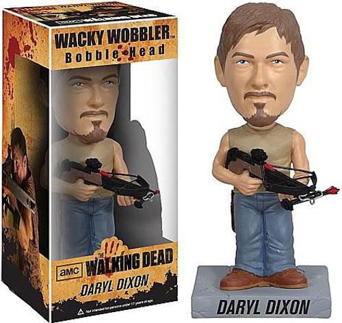 Funko Walking Dead Wacky Wobbler Daryl Dixon Bobble Head