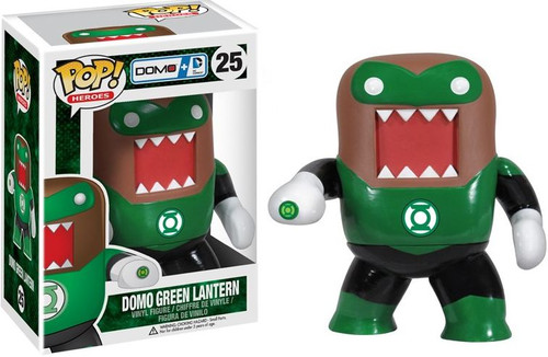 Funko POP! Heroes Domo Green Lantern Vinyl Figure #25