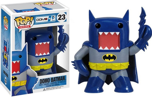 Funko POP! Heroes Domo Batman Vinyl Figure #23