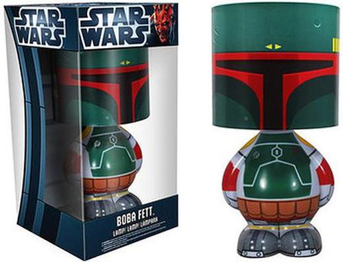 Funko Star Wars Wacky Wobbler Boba Fett Lamp 12-Inch