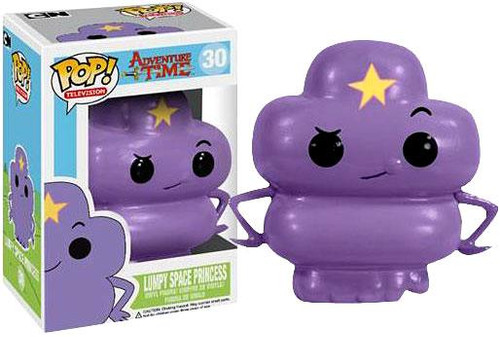 Adventure Time Funko POP! Television Lumpy Space Princess Vinyl Figure #30