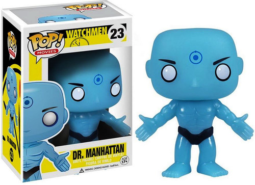 Watchmen Funko POP! Movies Dr. Manhattan Vinyl Figure #23