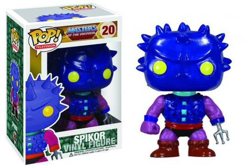 Masters of the Universe Funko POP! Television Spikor Vinyl Figure #20