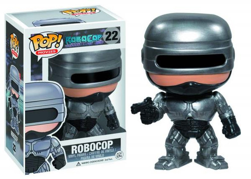 Funko POP! Movies RoboCop Vinyl Figure #22