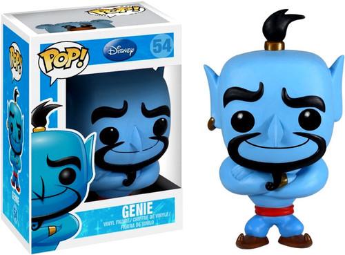 Aladdin Funko POP! Disney Genie Vinyl Figure #54
