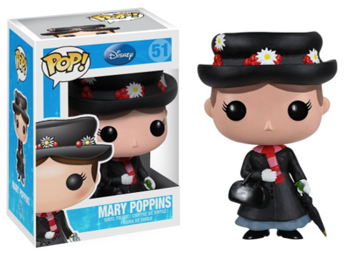 Funko POP! Disney Mary Poppins Vinyl Figure #51