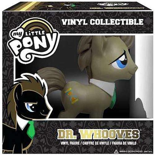 Funko My Little Pony Vinyl Collectibles Dr. Whooves Vinyl Figure [Random Color Tie]