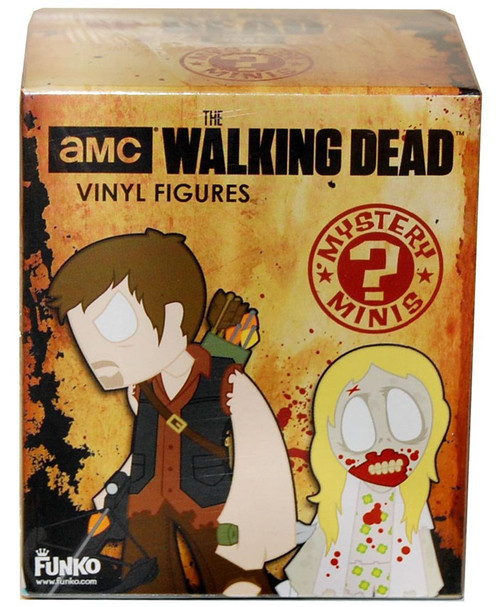 Funko Walking Dead Series 1 Mystery Minis Mystery Pack