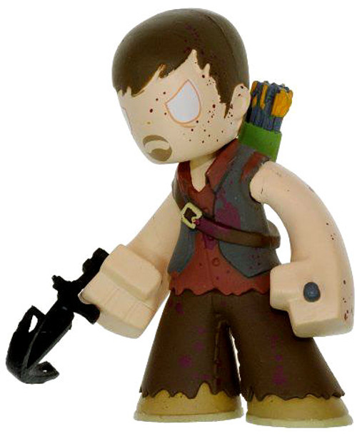 Funko Walking Dead Mystery Minis Series 1 Bloody Daryl Dixon Mystery Minifigure [Blood Splattered Loose]