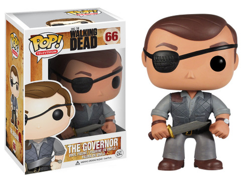 Walking Dead Funko POP! Television The Governor Vinyl Figure #66